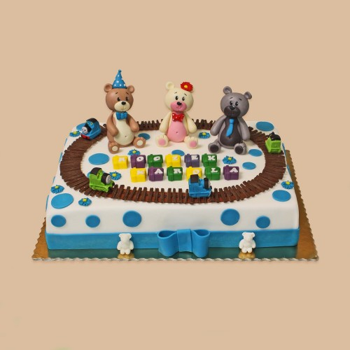 urodzinowe miśki