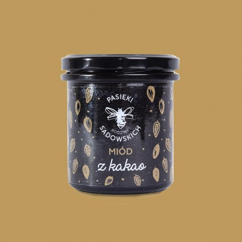 Miód z kakao 430g