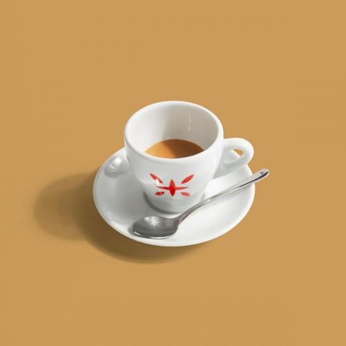 Kawa espresso podwójne