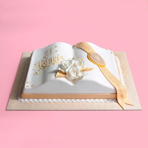 Tort komunijny wzór 4