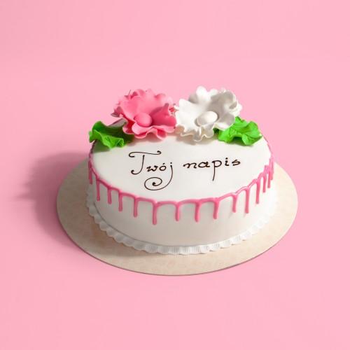 Tort dekoracyjny wzór 2