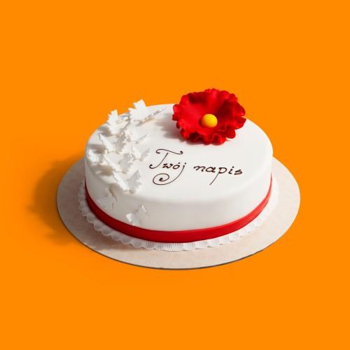 Tort dekoracyjny wzór 3