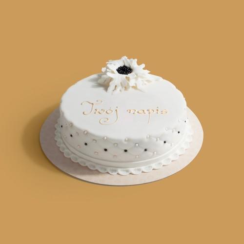 Tort dekoracyjny wzór 4