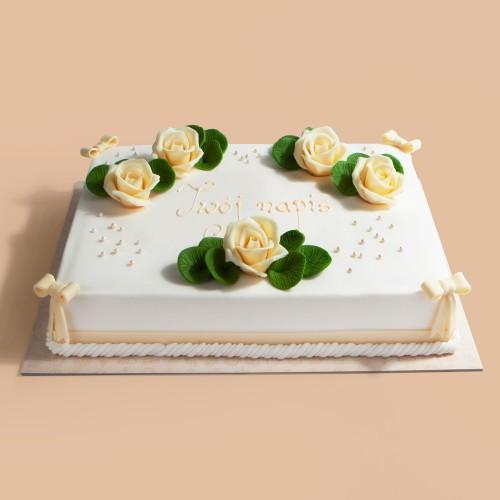 Tort dekoracyjny wzór 6