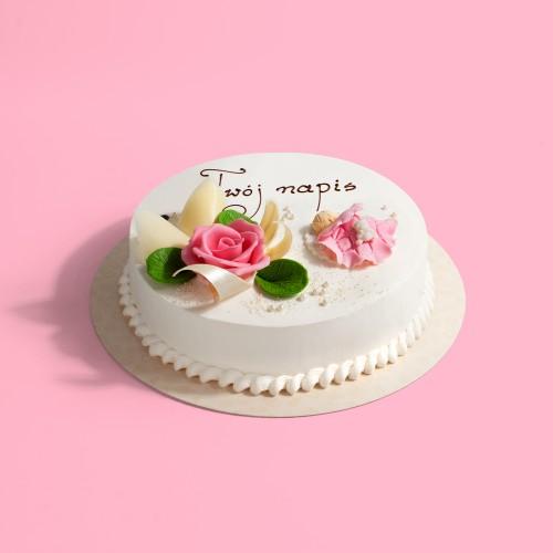 Tort dekoracyjny wzór 7