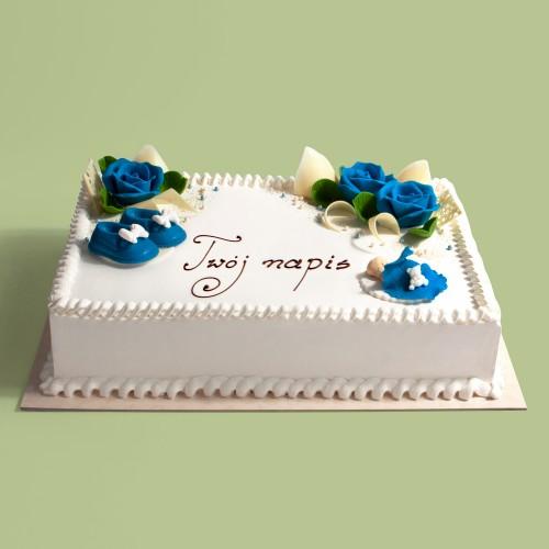 Tort dekoracyjny wzór 11