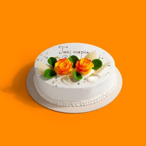 Tort dekoracyjny wzór 9