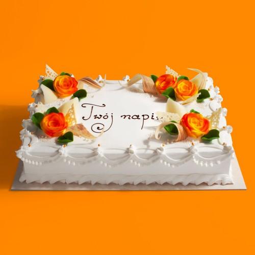 Tort dekoracyjny wzór 12