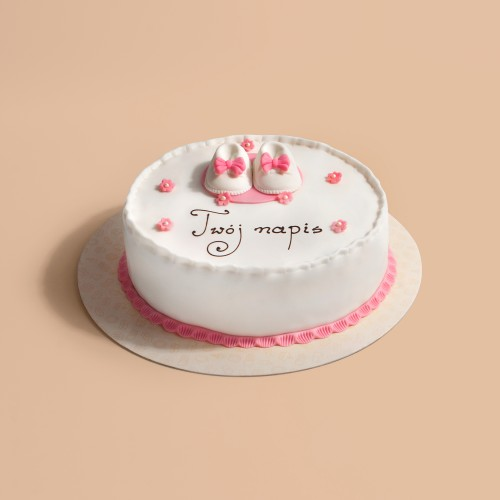 Tort dekoracyjny wzór 1